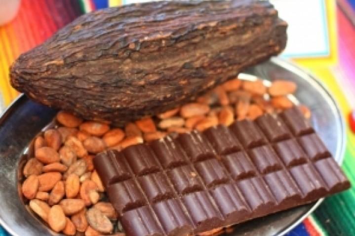 Натуральный шоколад. От какао-бобов до готового шоколада