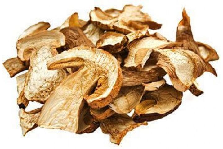 Белые грибы сушёные 100гр