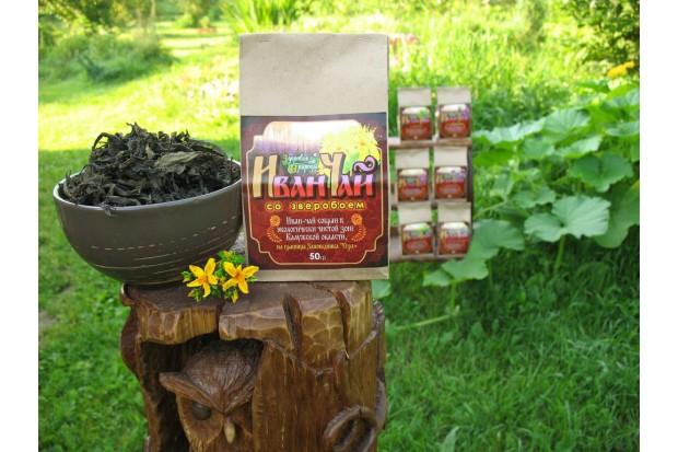 Иван-чай ферментированный купить от производителя