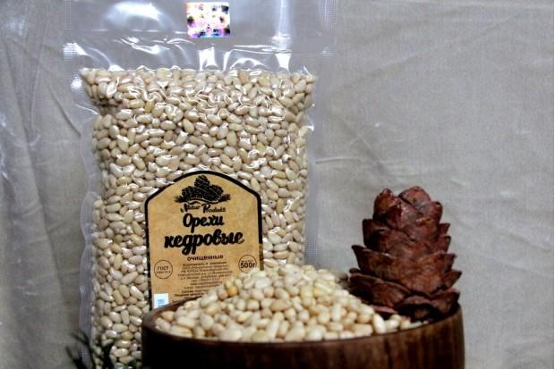 Кедровый орех купить в Москве лучший
