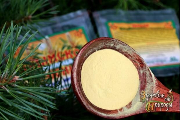 Пыльца сосны полезные свойства Крымской