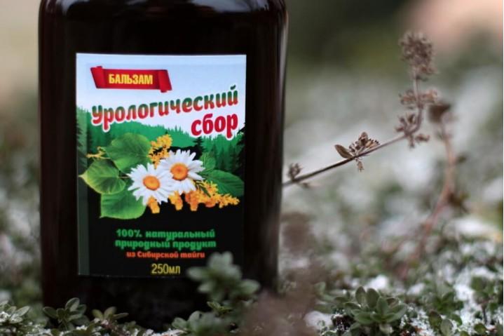 """Бальзам """"Урологический сбор"""" 250мл"""