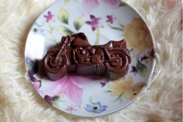 Шоколад для ребёнка купить - мотоцикл