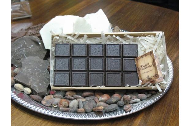 Шоколад на меду без лецитина
