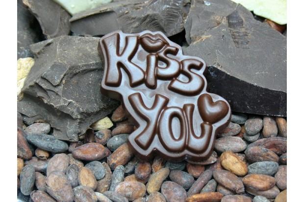шоколад ручной работы KISS YOU вкусный и полезный купить