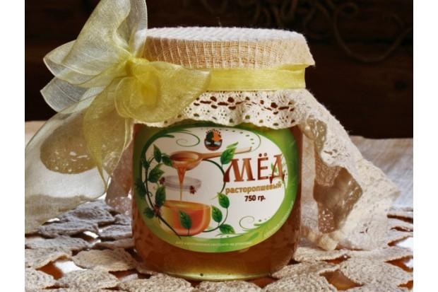 Расторопшевый мёд купить с семейной удалённой пасеки из чистейшего места