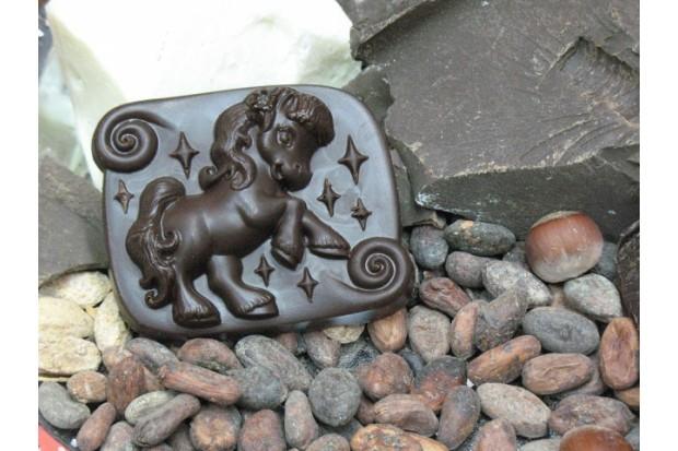 Детский шоколад Волшебная лошадка лучший подарок сладкоежки