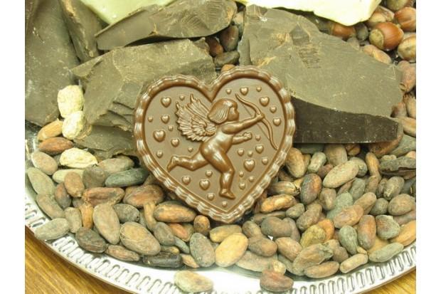 Шоколад ручной работы  любимому