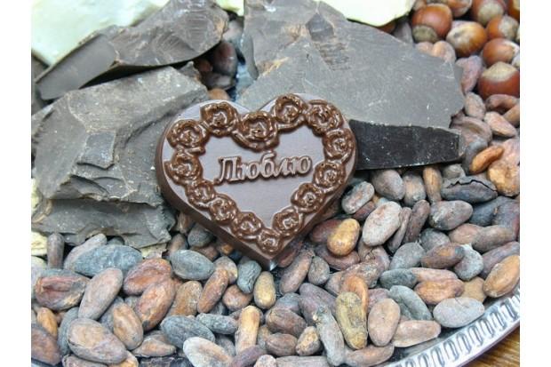 Натаральный живой шоколад ручной работы для влюблённых без добавок купить по лучшей цене, без лецитина
