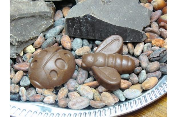 Сувенир шоколад детский без соевого лецитина и пальмового масла