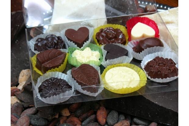 Магазин шоколадных конфет