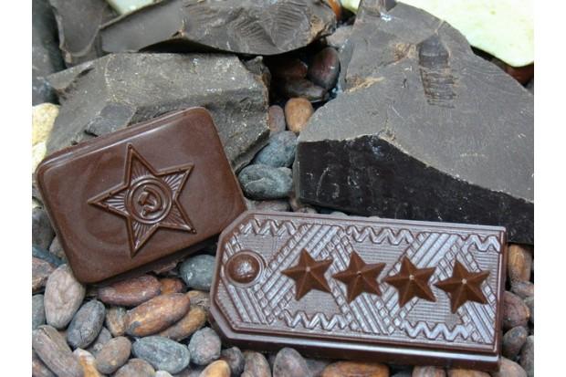 Военный шоколад