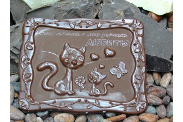 Шоколад маме с полностью натуральным составом, для беременных, без лецитина