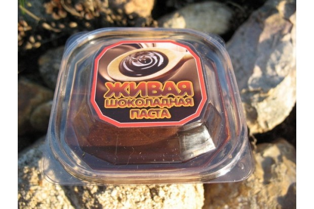 Шоколадная паста без орехов натуральная