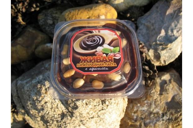 Шоколадную пасту купить с арахисом