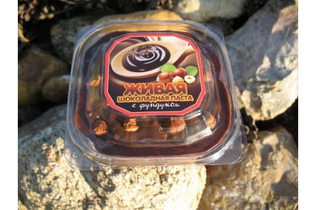 Вкусная шоколадная паста с фундуком без пальмового масла для ценителей натуральной продукции