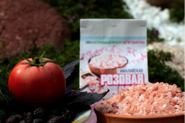 Розовая гималайская соль купить пищевую