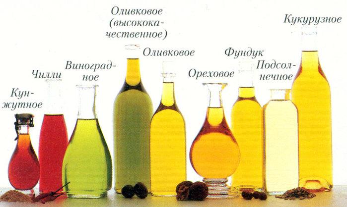 Картинки по запросу растительные масла